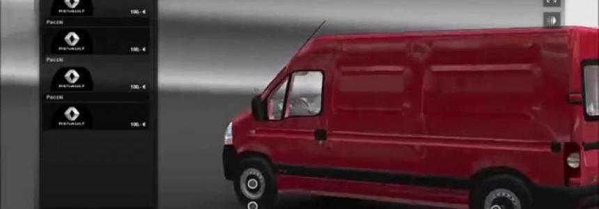 Renault Master Furgon L2H2