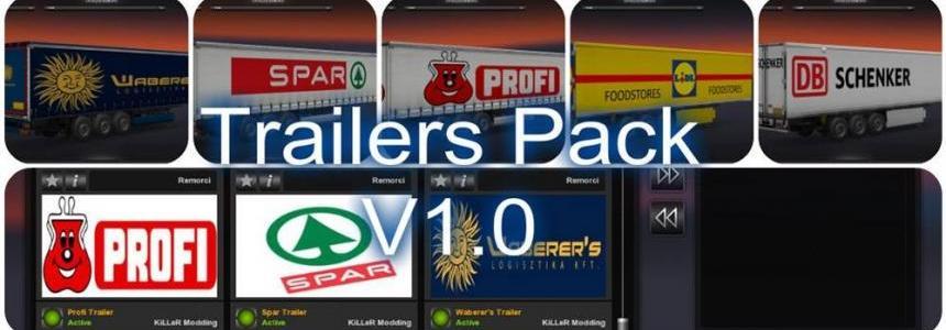 Trailers Pack v1.0