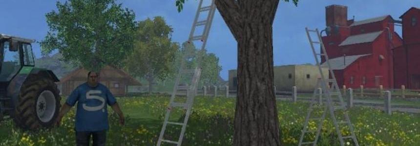 Aluminum ladder v1.0