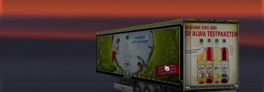 Angle beverage trailer tilt v1.0