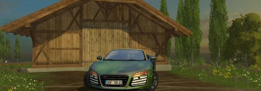 Audi R8 V10 Spyder Tuning v1.0