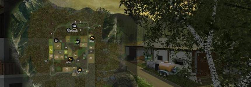 Bergmoor2K15 Savegame v1.1