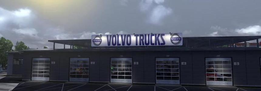 Big Garage Volvo 1.20.x