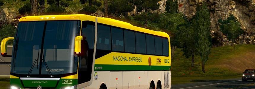 Brazil EAA Bus Map 1.4 1.20