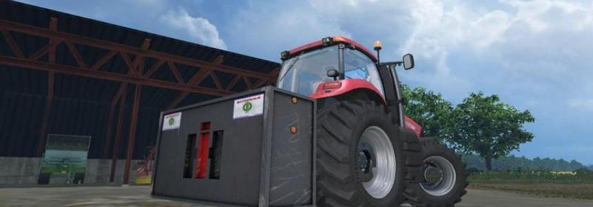 Case IH weight 3000 KG v1.0