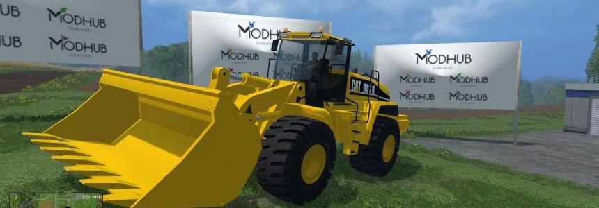 CAT 980H Articulate Front Loader v3.0