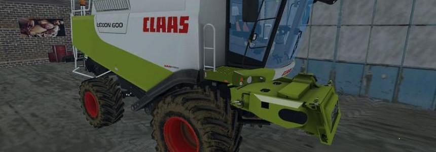 Claas Lexion 600 v1.0