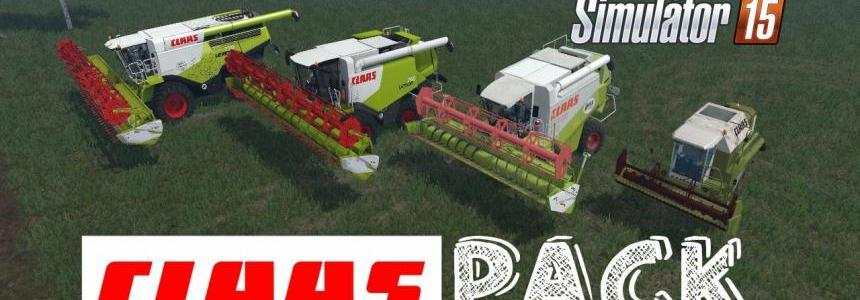 CLAAS Pack by MajsterX