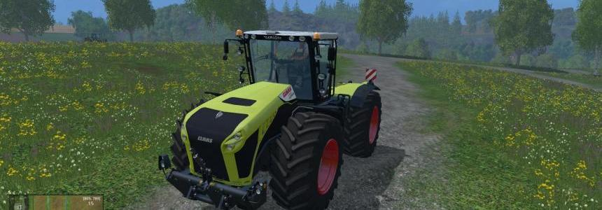Claas Xerion 5000 v1