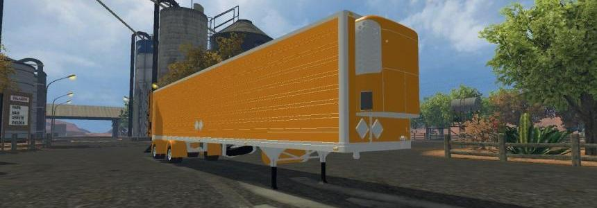 Cusom GreatDane Trailer v1.0