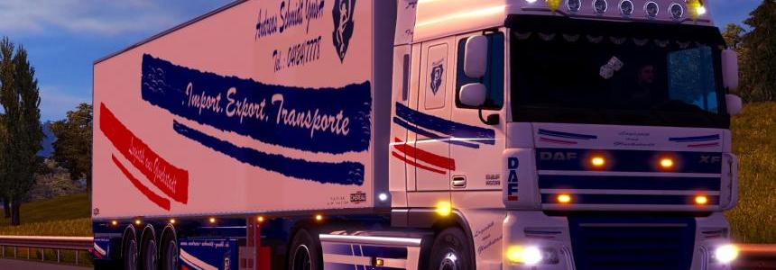 DAF XF by 50k v3.2 1.20