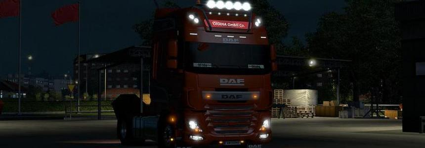 DAF XF E6 by ohaha  1.42