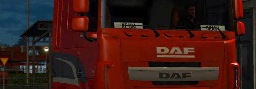 DAF XF E6 by ohaha  1.43