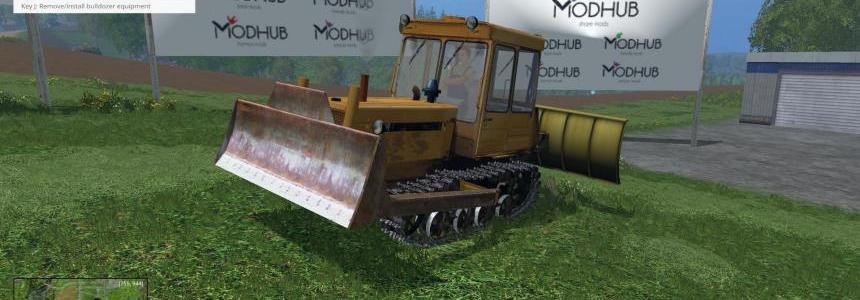 DT-75 Bulldozer v0.9