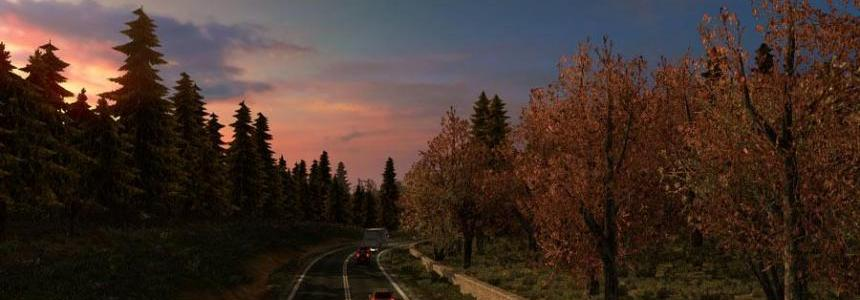 Early & Late Autumn Weather Mod v4.0