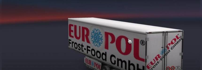 Europol Frost Kuehlauflieger v1.2