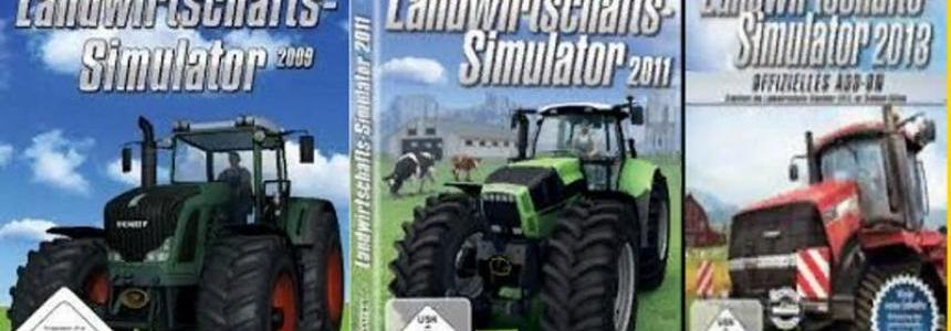 Farming Simulator Collector v1.0
