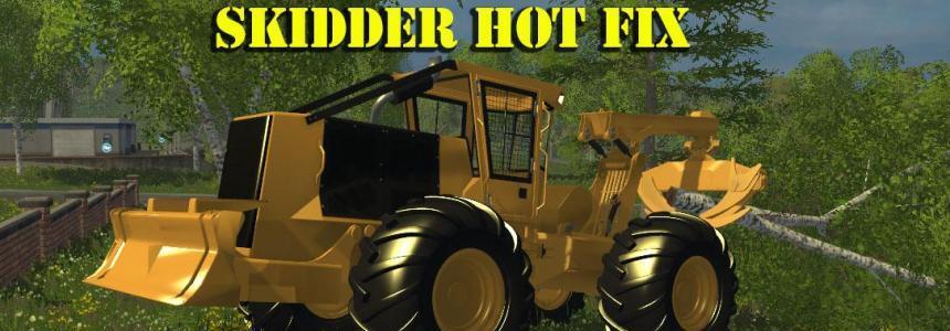 FDR Forestry Pack - Skidder HOT FIX