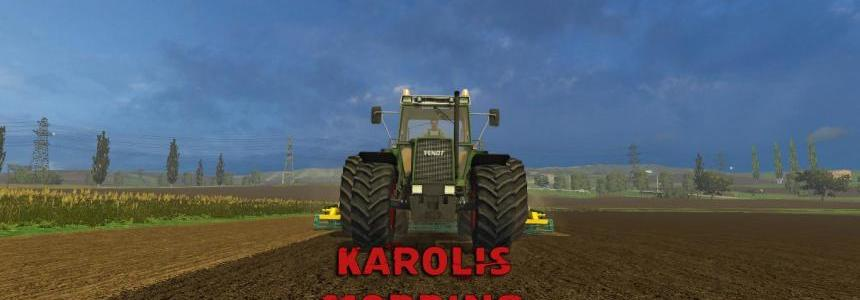 Fendt 611 LSA Turbomatic KM v1.0