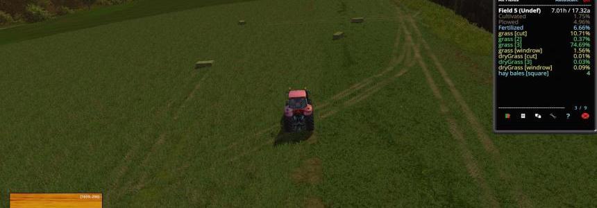 Field Status v15.3