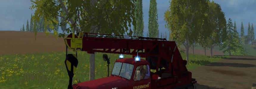 Firemen crane v0.1