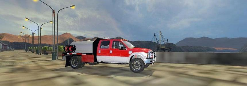 Ford F350 Watertanker v1.0