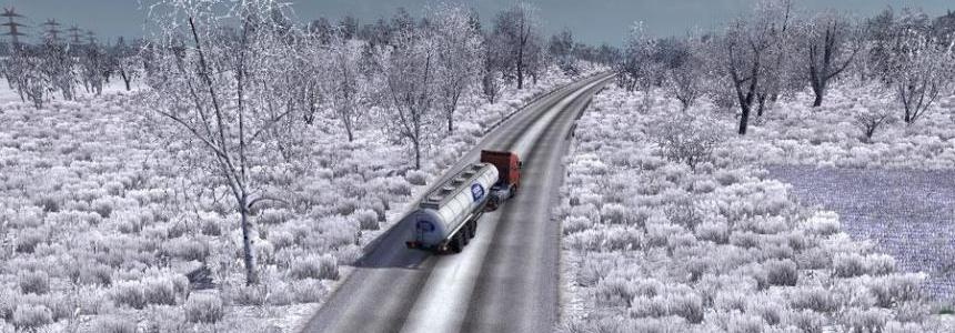 Frosty Winter Weather Mod v5.2