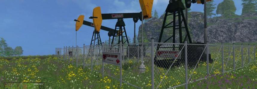 PLACEABLE OIL DERRICK V1