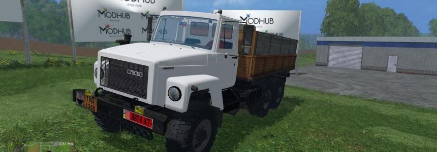 GAZ 3309 v1
