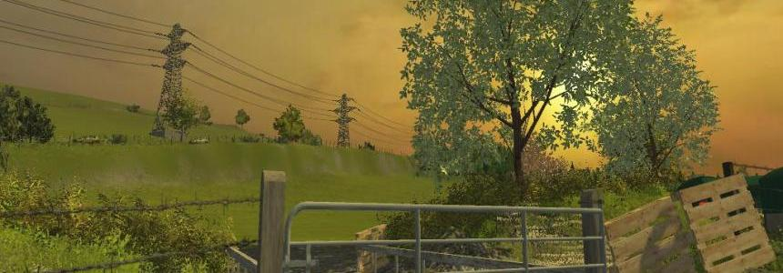 Gelvin Valley FS2013 v1.0