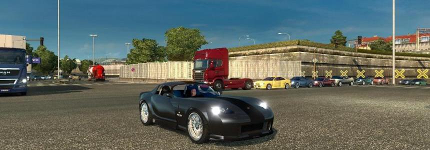 GTA IV Traffic Pack v1.1