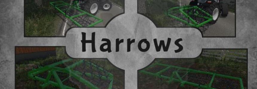 Harrows v2.0 Hard Point