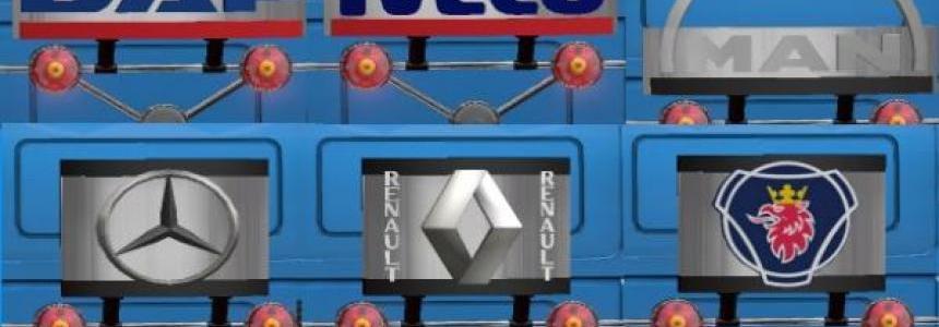Highpipes for Trucks v5.5 by Nico2k4