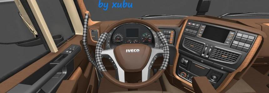 Iveco Hi-Way Woodcutter Edition v1.0