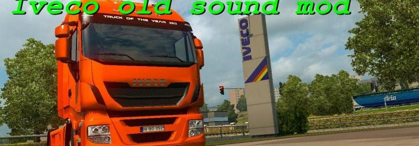 Iveco old sound mod