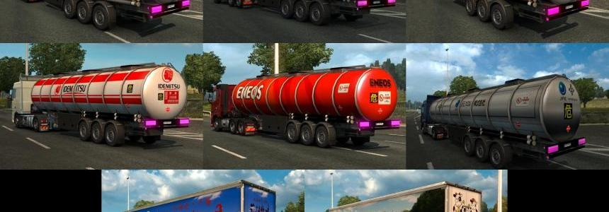 Japan Trailers traffic pack v2.0