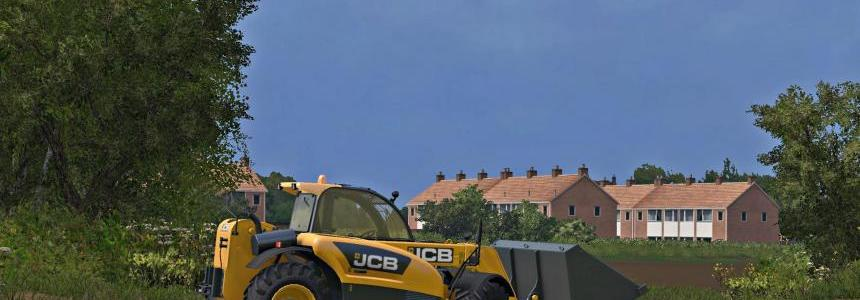 JCB 536.70 Agri (Loadall) v3.0 final