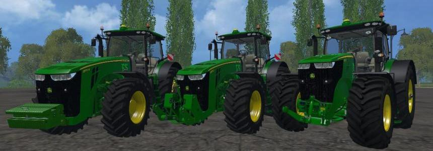 John Deere Pack Edit by FS-TV V0.8 (Fixed)