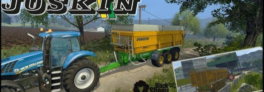 Joskin Trans Space 8000 23 Tridem MultiFruit v1.0