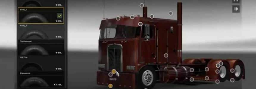 Kenworth K100 Pinga Edit v2.0
