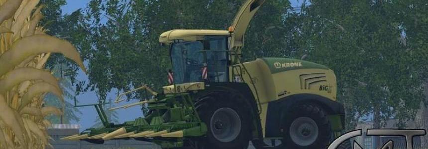 KRONE BigX 580 v1.1