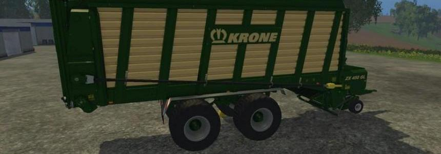 Krone ZX 450 GL v3.0