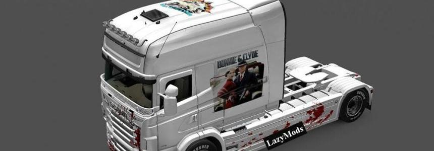 LazyMods All Scania Skins