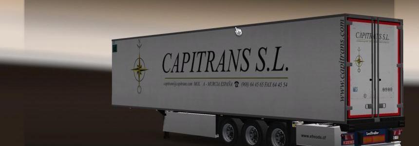 Lecitrailer Capitrans