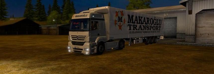 Makaroglu Transport Combo Pack