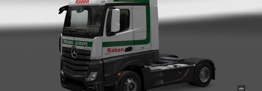 MB RABEN StreamSpace 1.20.1