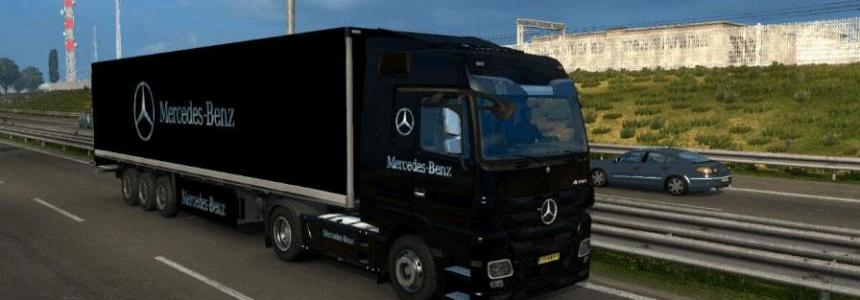 Mercedes Benz Combo Pack