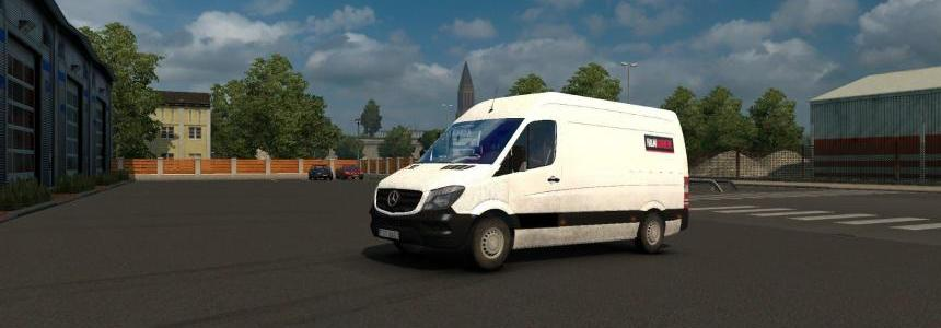Mercedes Benz Sprinter CDI Sound Pack