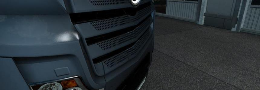 Mercedes MP4 Logo Lights 1.20.x