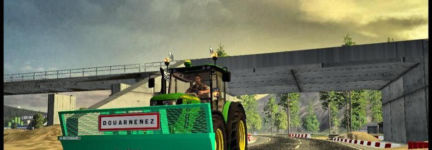 MOBILISATION DES AGRICULTEURS EN ROUTE POUR PARIS TFSGROUP